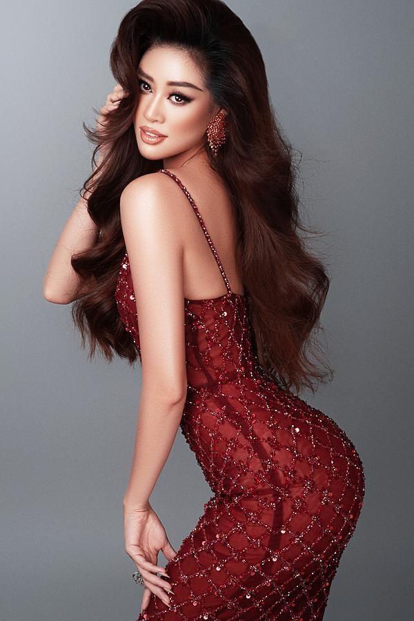 Khánh Vân bất ngờ được dự đoán đăng quang Miss Universe 2021 ảnh 1
