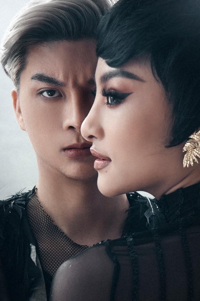 Sau Rap, Á hậu Kiều Loan tiếp tục thử sức với nhạc EDM ảnh 2