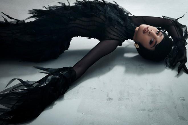 Sau Rap, Á hậu Kiều Loan tiếp tục thử sức với nhạc EDM ảnh 1
