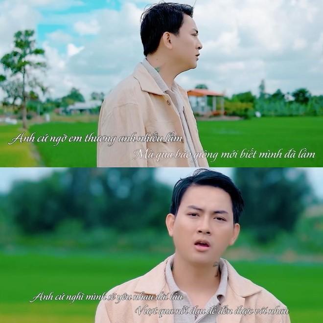 Hoài Lâm ra MV mới, từng câu hát ngỡ trải lòng với vợ cũ ảnh 1