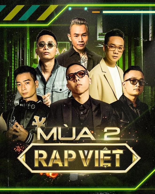 """JustaTee ngồi """"ghế nóng"""" cuộc thi """"Rap Việt mùa 2"""" ảnh 2"""