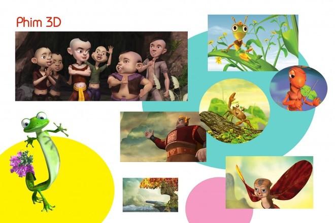 """50 phim hoạt hình """"made in Việt Nam"""" phục vụ khán giả màn ảnh nhỏ ảnh 3"""