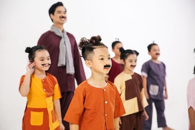 Ngọc Sơn ra MV đặc biệt dành tặng các em nhỏ ảnh 3