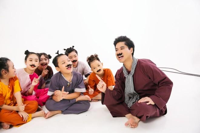 Ngọc Sơn ra MV đặc biệt dành tặng các em nhỏ ảnh 2
