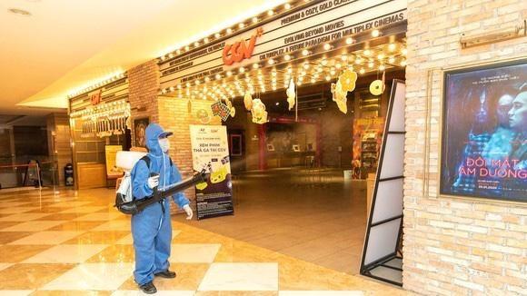 4 doanh nghiệp điện ảnh kiến nghị xem xét cho rạp chiếu phim sớm hoạt động trở lại ảnh 1