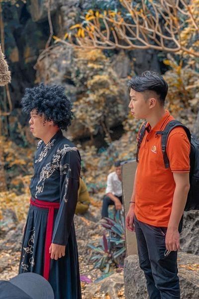"""Trung Ruồi ra mắt phim tiền tỷ """"Vua đầu đất"""" ảnh 2"""