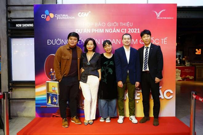 """Dự án phim ngắn """"CJ 2021"""" chọn ra Top 14 nhà làm phim trẻ xuất sắc ảnh 2"""