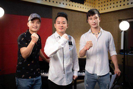 Tùng Dương kết hợp cùng Rapper làm MV cảm ơn các y bác sĩ ảnh 2