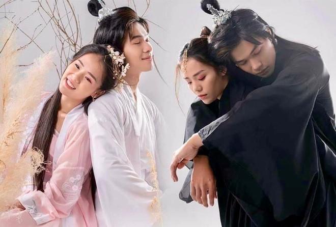 """Giọng hát """"triệu view"""" Hương Ly tung MV cổ trang đầu tiên ảnh 3"""