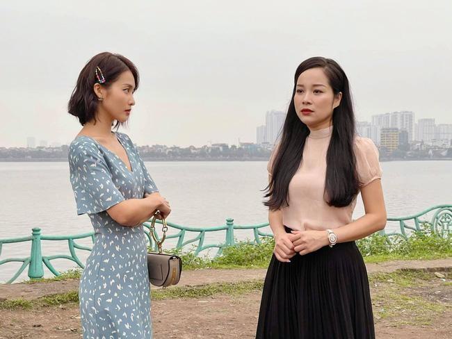 """Vân Dung đóng cặp với Quang Thắng trong phim giờ """"Vàng"""" VTV ảnh 3"""