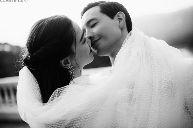 Hồ Ngọc Hà tung ảnh cưới, hé lộ lý do yêu và cưới Kim Lý ảnh 2
