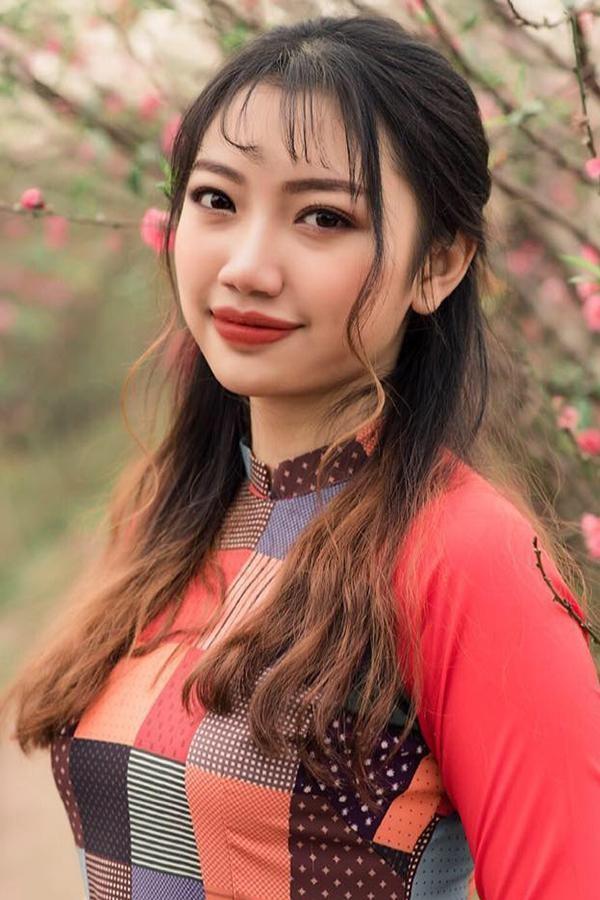 Người đẹp mang hai dòng máu Việt – Lào giảm 20kg thi Hoa hậu ảnh 1
