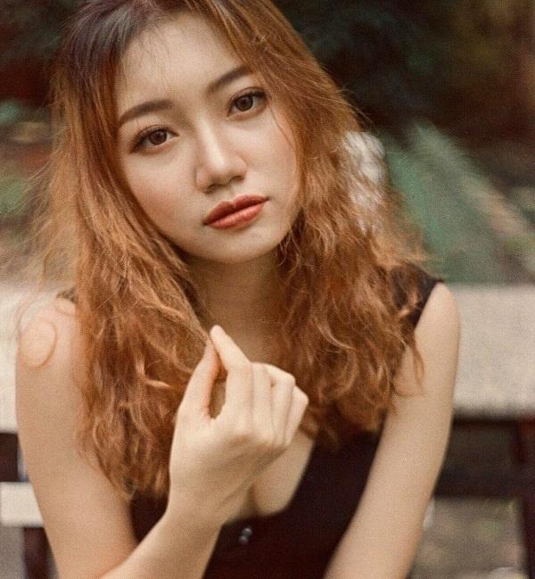 Người đẹp mang hai dòng máu Việt – Lào giảm 20kg thi Hoa hậu ảnh 2