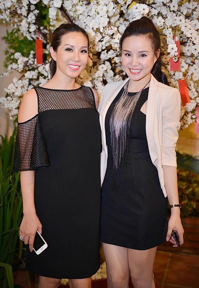 Ca sĩ Vy Oanh khởi kiện Hoa hậu Thu Hoài ảnh 2