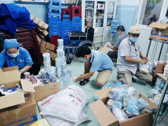 """""""Sao"""" Việt tiếp tục chung sức hỗ trợ TP.HCM chống dịch ảnh 2"""