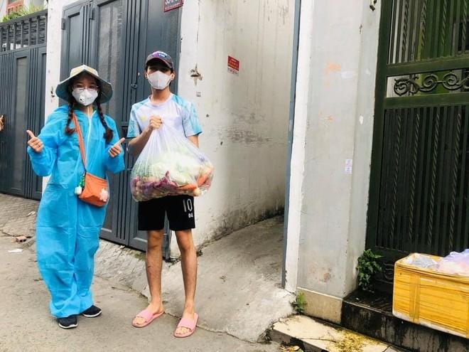 """Hoa hậu Ngọc Diễm đồng hành cùng dự án """"10 tấn thực phẩm 0 đồng"""" ảnh 1"""