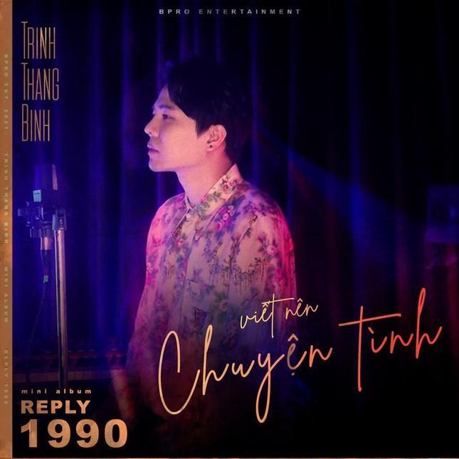 Trịnh Thăng Bình mở sân khấu làm series âm nhạc tại nhà ảnh 1