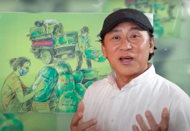 NSND Tạ Minh Tâm ra MV cổ vũ tinh thần chống dịch Covid-19 ảnh 2