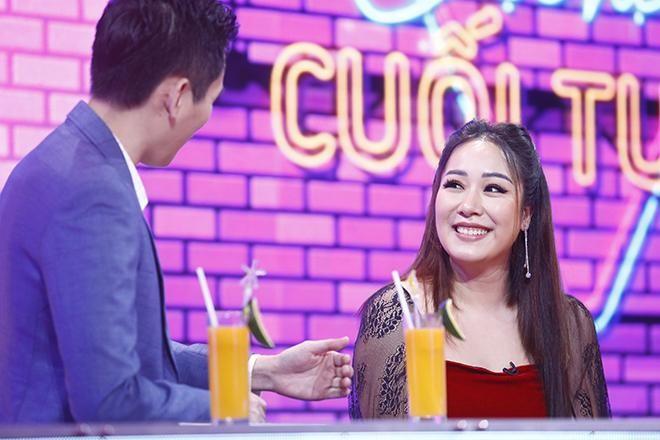 """Hoa hậu Ngô Phương Lan trở lại trong """"Cuộc hẹn cuối tuần"""" ảnh 2"""
