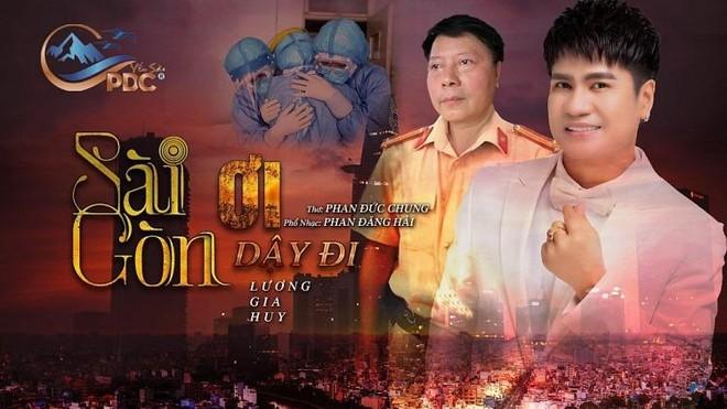 Thêm một sản phẩm âm nhạc cổ vũ tinh thần Sài Gòn chống dịch ảnh 1