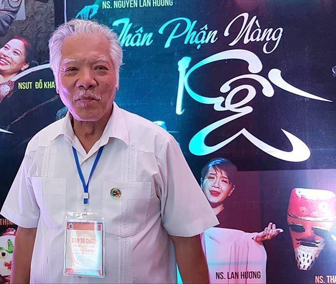 """Đạo diễn NSƯT Lê Chức: """"Tôi đặt mình đứng trong cuộc chiến chống dịch bệnh!"""" ảnh 1"""