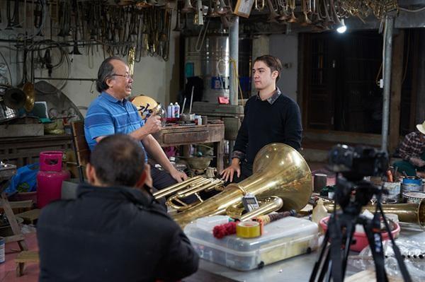Đạo diễn Pháp làm phim tài liệu Việt Nam ảnh 2