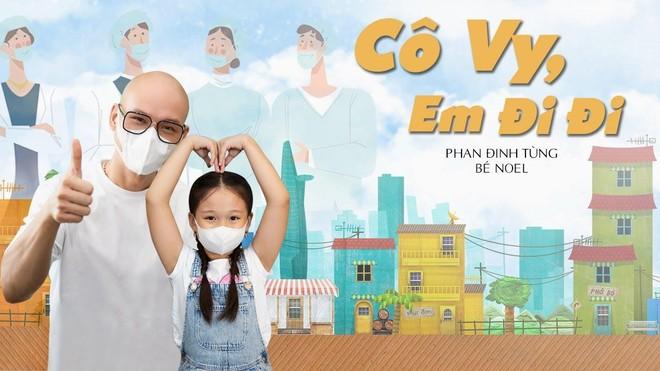 """Phan Đinh Tùng rủ con gái song ca bài hát mới """"Cô Vy, em đi đi"""" ảnh 2"""