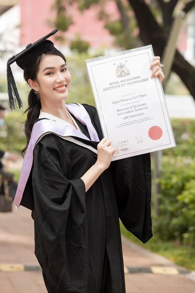 Á hậu Phương Anh bất ngờ nhận tin vui sau khi lỡ cơ hội thi quốc tế ảnh 3