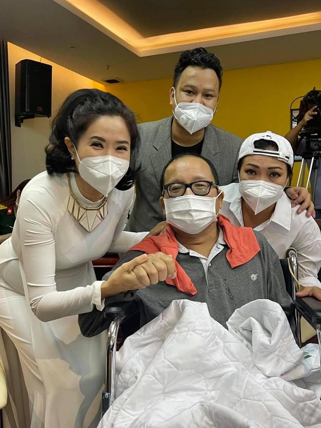 Chia sẻ đầu tiên của nghệ sĩ saxophone Trần Mạnh Tuấn sau khi khỏe lại ảnh 2