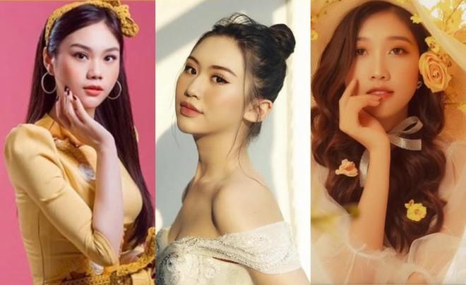 """Thi thiết kế quốc phục cho nhan sắc Việt tại """"Miss Eco International 2021"""" ảnh 1"""