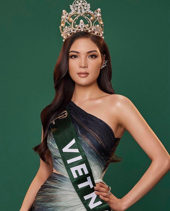 """Bất ngờ với nhan sắc đại diện Việt Nam thi """"Miss Earth 2021"""" ảnh 1"""