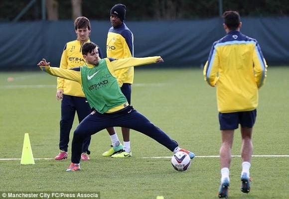 Man City đón tin vui: Sergio Aguero trở lại sau chấn thương ảnh 1