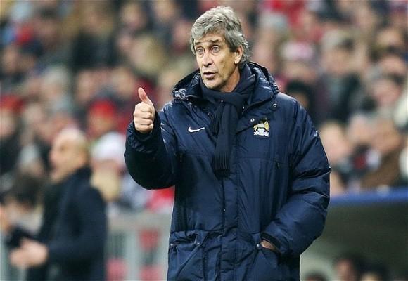 Pellegrini tự tin Man City sẽ thống trị các giải đấu của Anh ảnh 1