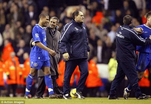 Jose Mourinho bị trò cũ tố là kẻ thất hứa ảnh 1