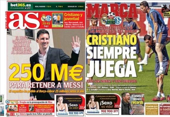 """Hợp đồng mới với Messi """"ngốn"""" của Barca 250 triệu euro ảnh 1"""