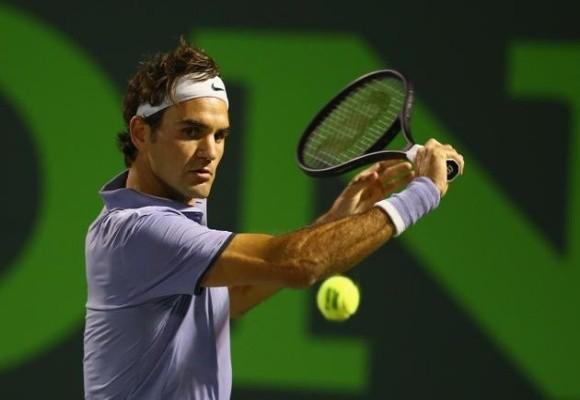 Dừng chân ở tứ kết Miami, Roger Federer hết lời khen ngợi đối thủ ảnh 1
