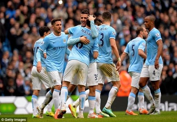 Nasri ghi bàn thắng tranh cãi, Man City thắng dễ Southampton ảnh 3