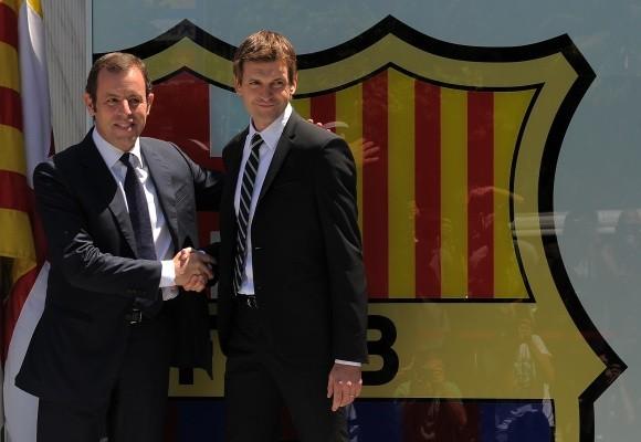 Cựu HLV Barca, Tito Vilanova qua đời ở tuổi 45 ảnh 1