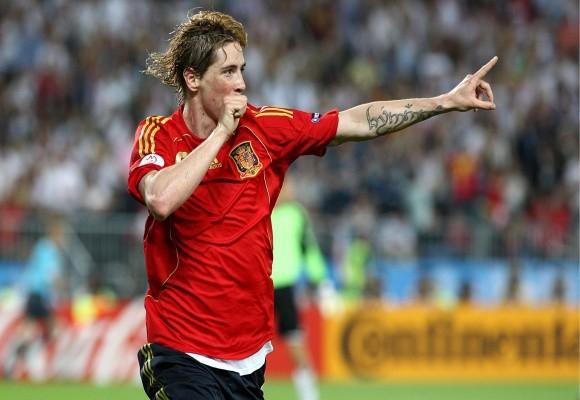 Costa, Torres được chọn, Llorente và Negredo bị loại ảnh 1