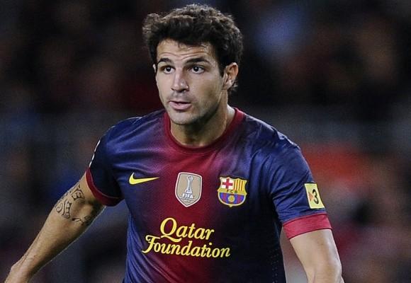 Barca ra giá 30 triệu bảng cho Fabregas ảnh 1