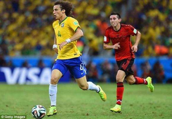 Brazil vs Mexico – Đôi công và chia điểm ảnh 1