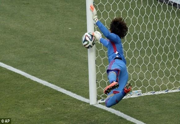 Brazil vs Mexico – Đôi công và chia điểm ảnh 6
