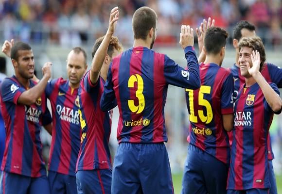 """""""Messi thứ 2"""" xuất hiện trong ngày Barca đánh tennis ở Helsinki ảnh 1"""