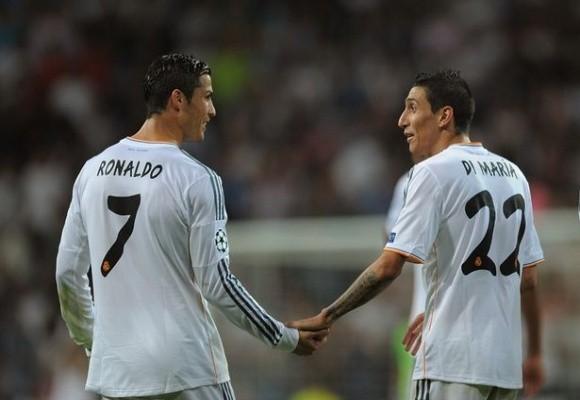 """Sốc: Ronaldo """"phá đám"""" M.U trong thương vụ chiêu mộ Di Maria ảnh 1"""