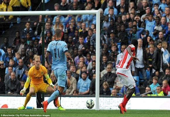 Màn bứt tốc siêu đẳng của cựu cầu thủ M.U khiến Man City ôm hận ảnh 3