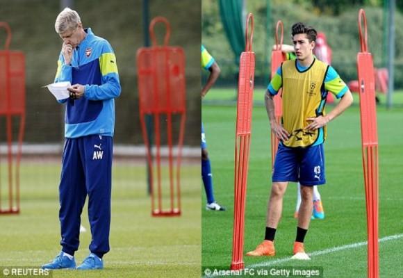 Mertesacker là cầu thủ lành lặn duy nhất ở hàng thủ của Arsenal Hàng thủng vá víu đang khiến HLV Wenger đau đầu và phải triệu tập tài năng U19 TBN Bellerin từ đội trẻ