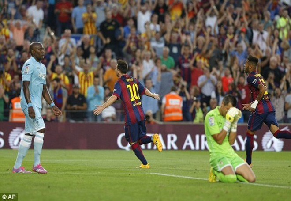CR7 lỡ kỷ lục phá lưới, Messi cán mốc 400 bàn thắng ảnh 2