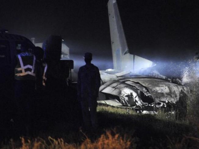 """[Info] """"Ngựa thồ"""" An-26 nổi tiếng Liên Xô vừa xảy ra thảm kịch tại Ukraine ảnh 2"""
