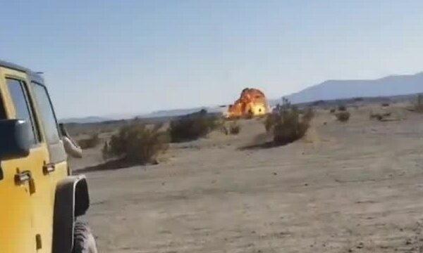 [Info] Khám phá sức mạnh của tiêm kích trăm triệu đô Mỹ vừa lao xuống đất nổ tung ảnh 1