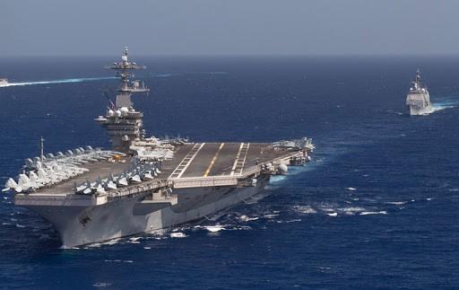 [ẢNH] Siêu tàu sân bay Mỹ trước nguy cơ bị vô hiệu hoá lần 2 bởi dịch Covid-19 ảnh 11